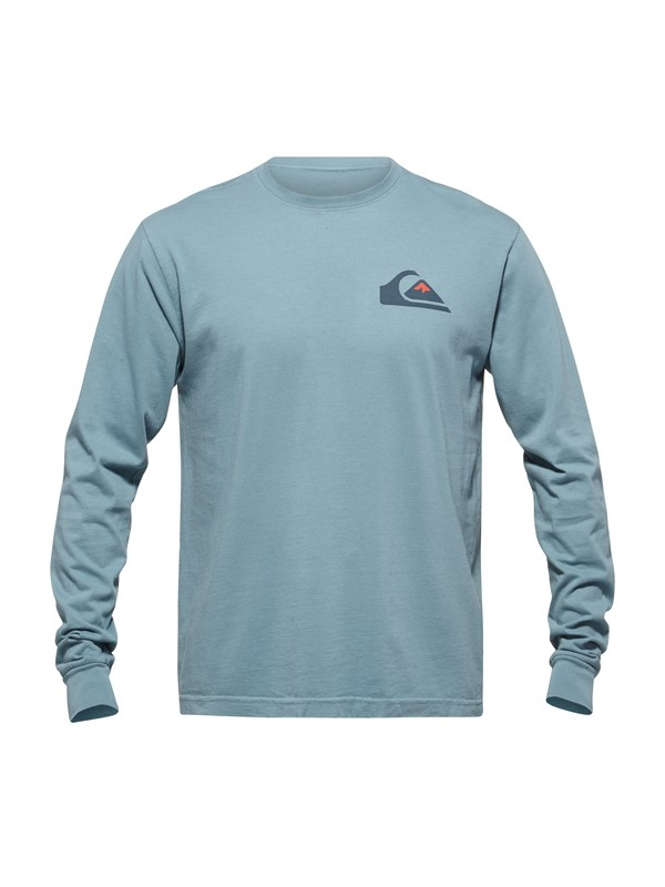 0 Easy Does It Long Sleeve T-Shirt  AQYZT03155 Quiksilver