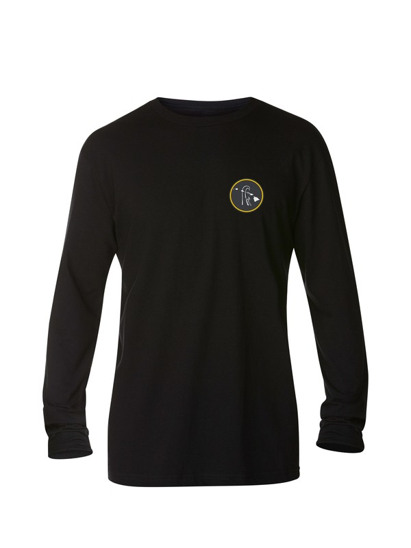 0 Hero Long Sleeve T-Shirt  AQYZT03167 Quiksilver