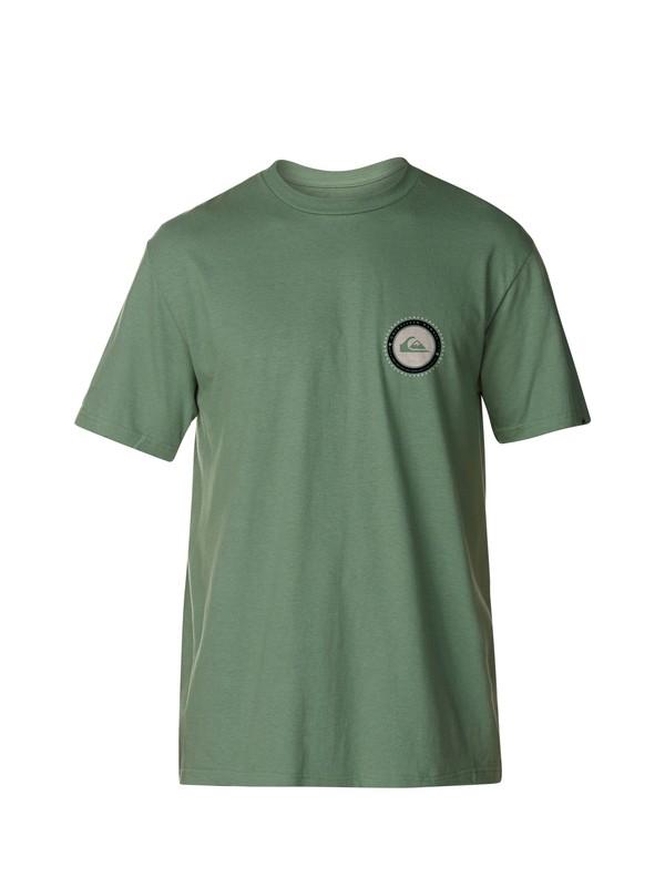 0 Coat of Arms T-Shirt  AQYZT03168 Quiksilver