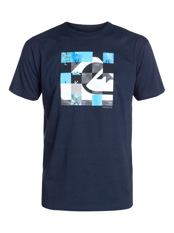 0 Chipped T-Shirt  AQYZT03185 Quiksilver