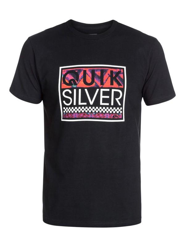 0 Blockhead Yardage T-Shirt  AQYZT03189 Quiksilver