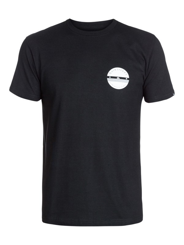 0 Locked In T-Shirt  AQYZT03190 Quiksilver