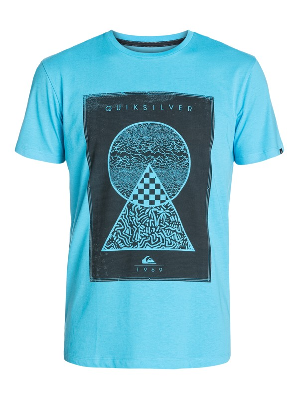 0 Lab Work Modern Fit T-Shirt  AQYZT03206 Quiksilver