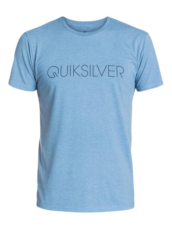 0 Thin Mark Modern Fit T-Shirt  AQYZT03209 Quiksilver