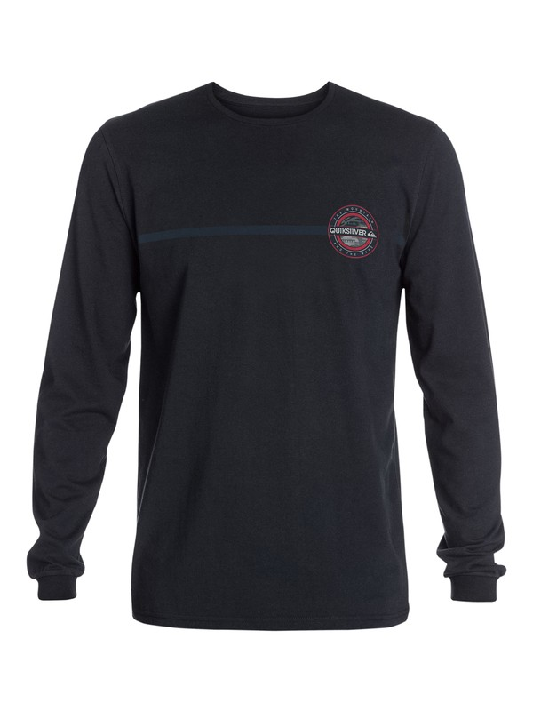 0 Cool Racer Long Sleeve T-Shirt  AQYZT03216 Quiksilver