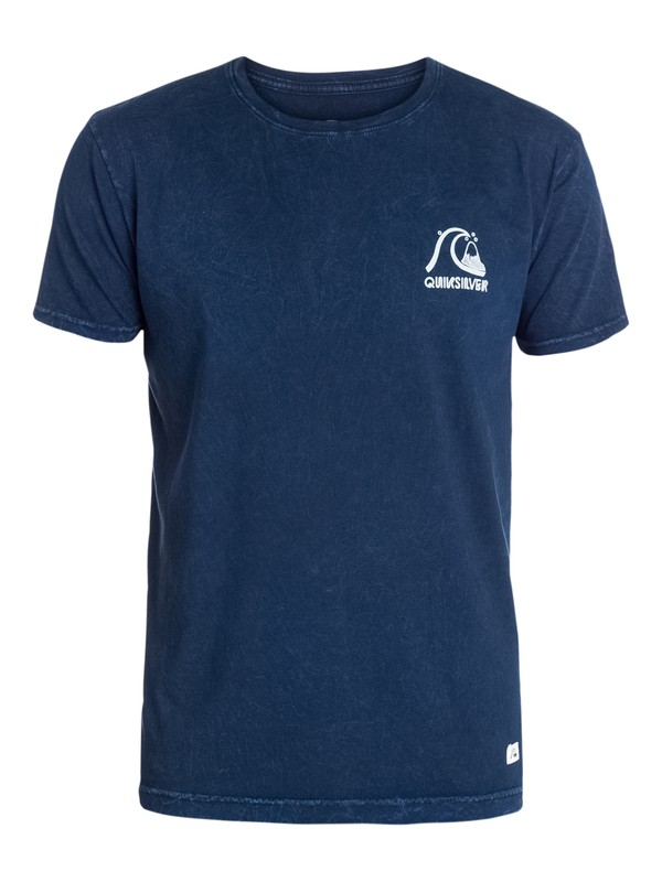 0 Chest Dingo Modern Fit T-Shirt  AQYZT03218 Quiksilver