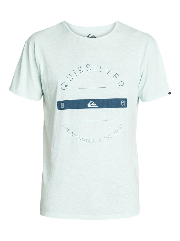 0 Locked Modern Fit T-Shirt  AQYZT03223 Quiksilver