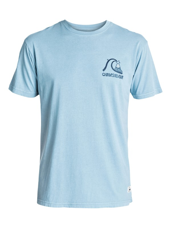 0 The Original Modern Fit T-Shirt  AQYZT03228 Quiksilver