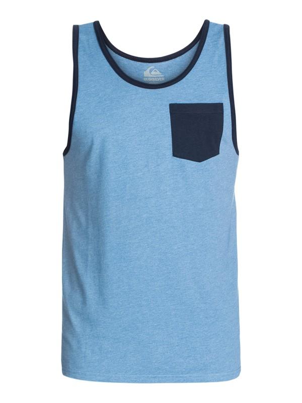 0 Camiseta Sin Mangas Everyday Pocket Modern  AQYZT03242 Quiksilver