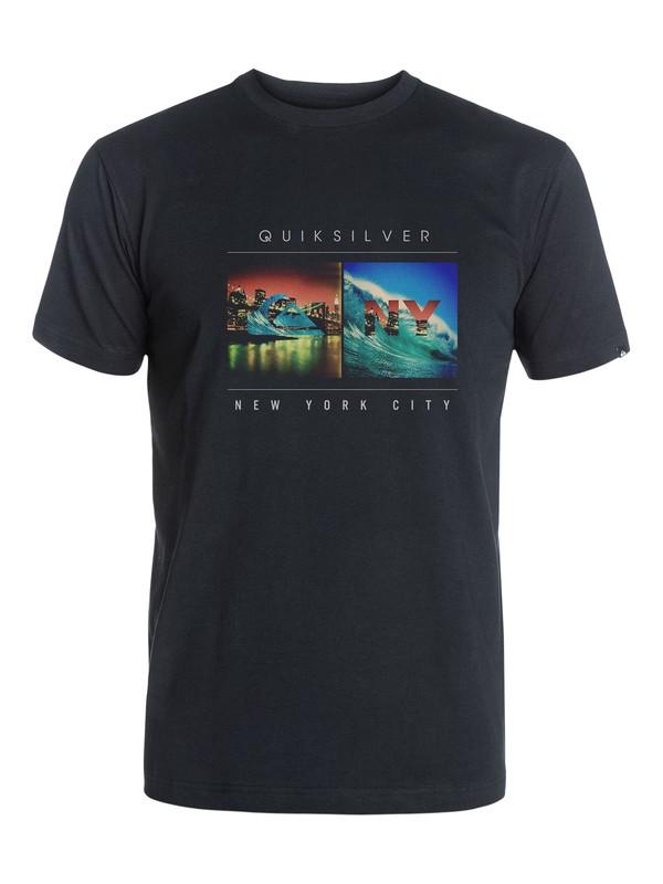 0 Lay Dayz Nyc T-Shirt  AQYZT03266 Quiksilver