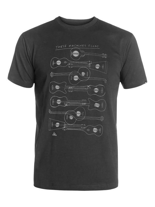 0 Gutis Modern Fit T-Shirt  AQYZT03283 Quiksilver