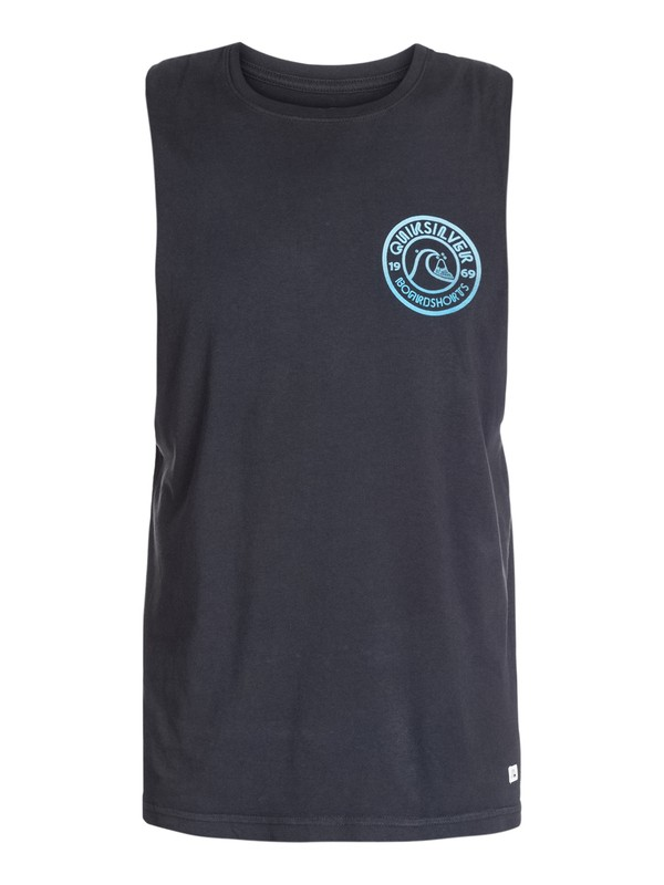 0 Faded Modern Fit Tank  AQYZT03286 Quiksilver