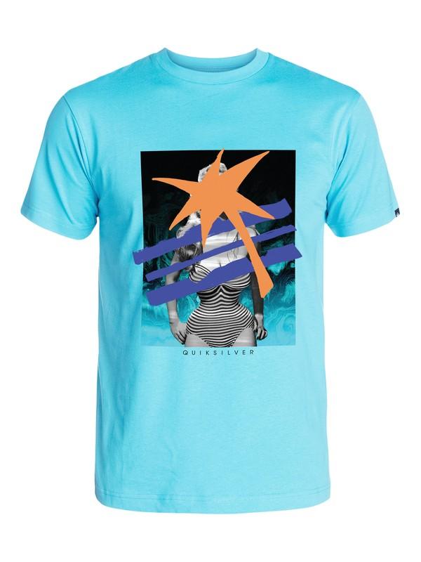 0 Babe T-Shirt  AQYZT03288 Quiksilver