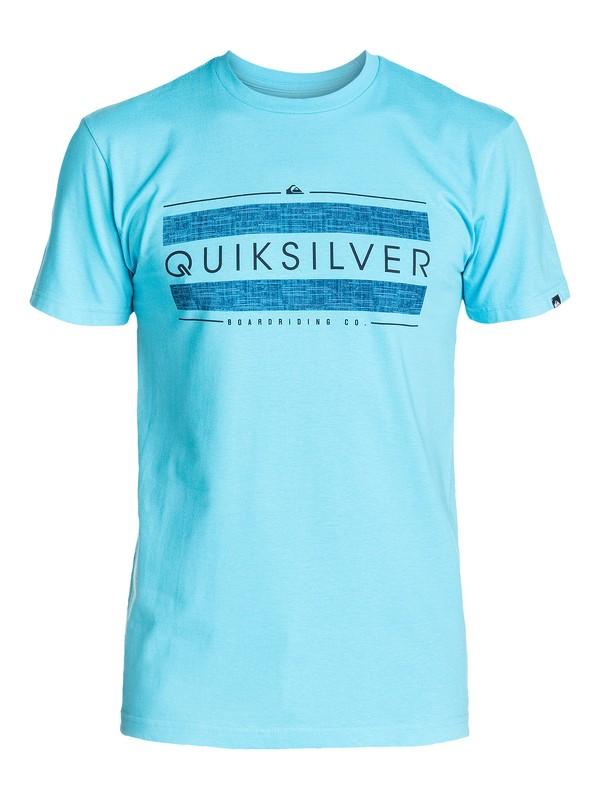 0 Broadcast T-Shirt  AQYZT03317 Quiksilver