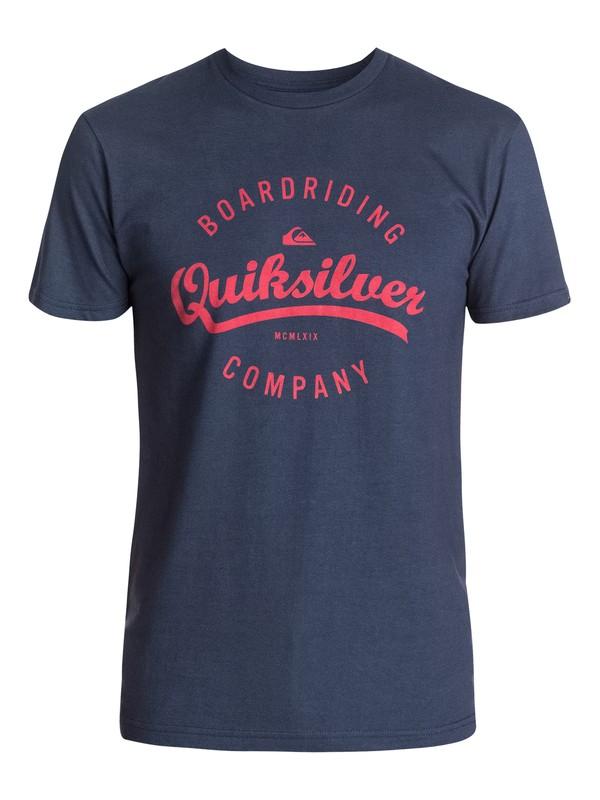 0 Ballpark T-Shirt  AQYZT03326 Quiksilver