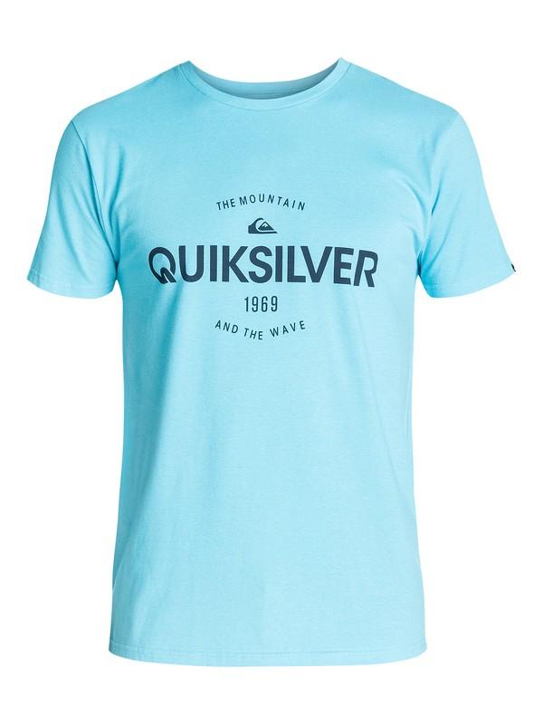 0 Commander T-Shirt  AQYZT03334 Quiksilver