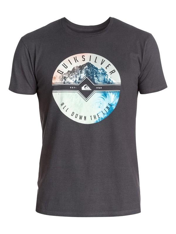 0 Twin Peaks T-Shirt  AQYZT03336 Quiksilver
