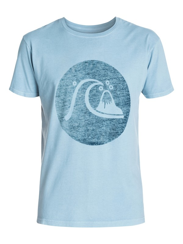 0 Heritage Circle T-Shirt  AQYZT03343 Quiksilver
