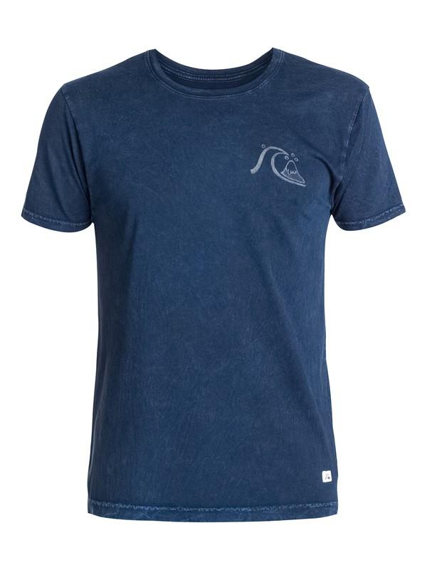 0 Black Haze T-Shirt  AQYZT03353 Quiksilver