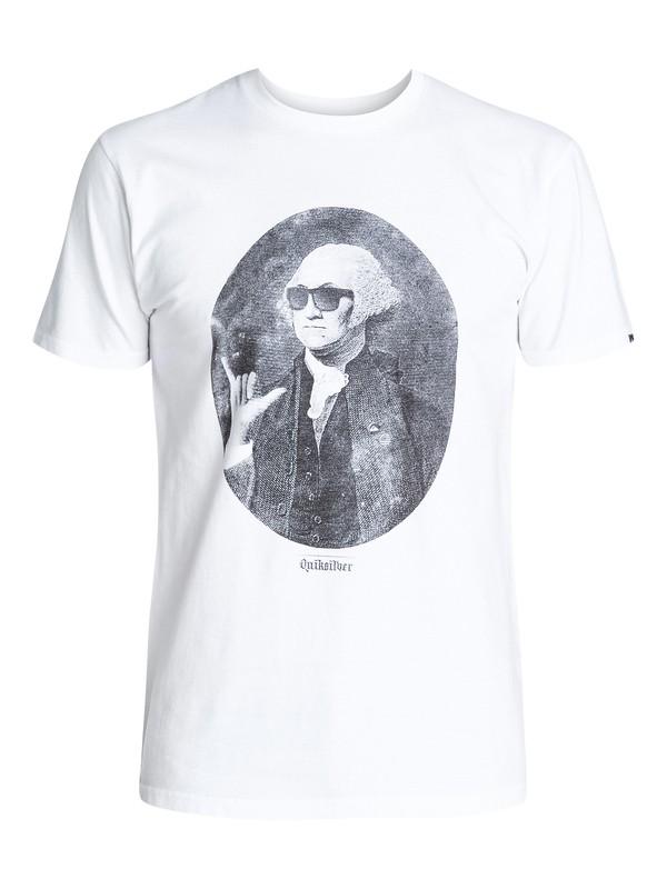 0 G Man T-Shirt  AQYZT03369 Quiksilver