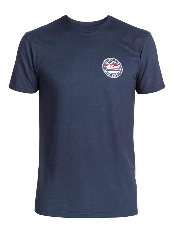 0 Big Moana T-Shirt  AQYZT03376 Quiksilver