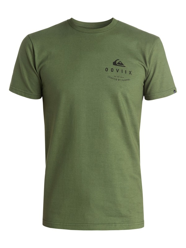 0 Camiseta Half Moon Bay  AQYZT03419 Quiksilver