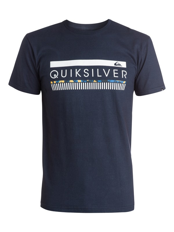 0 In The Zone Tee  AQYZT03420 Quiksilver