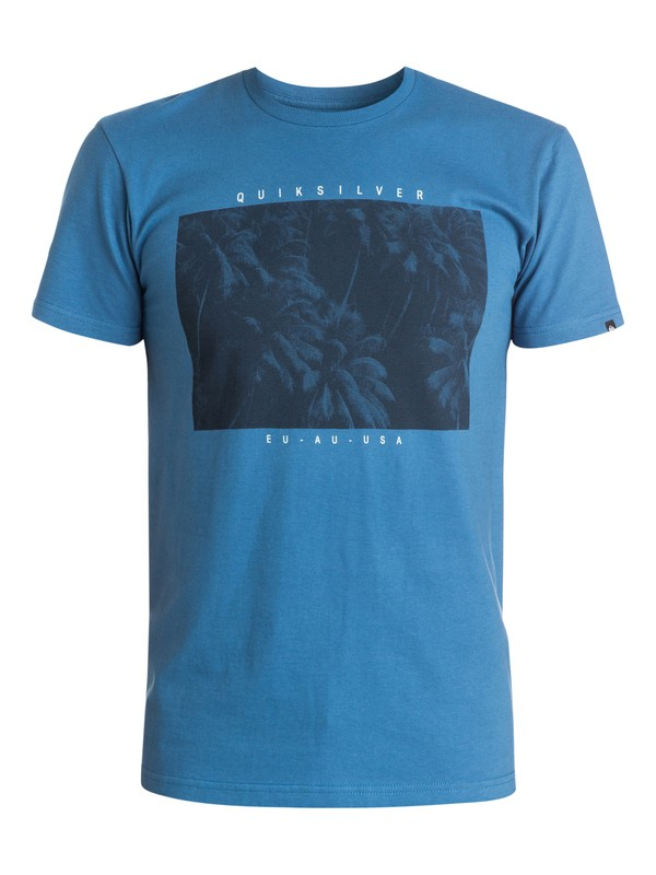 0 Camiseta Palm Pop  AQYZT03421 Quiksilver
