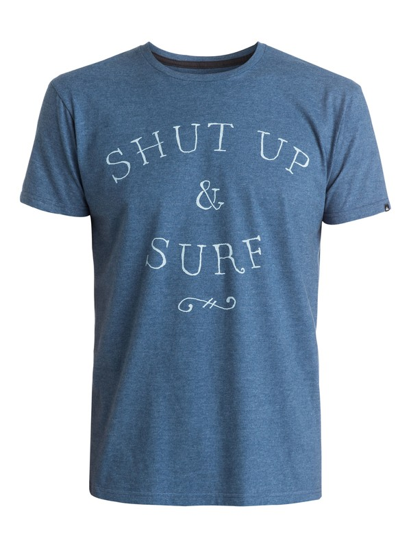 0 Just Surf Modern Fit Tee  AQYZT03433 Quiksilver