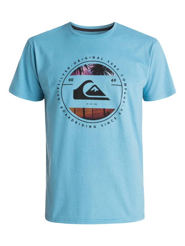 0 Between The Lines Modern Fit  Tee  AQYZT03438 Quiksilver