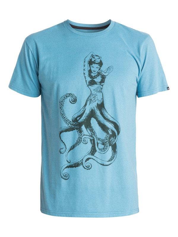 0 Octopussy Modern Fit Tee  AQYZT03441 Quiksilver
