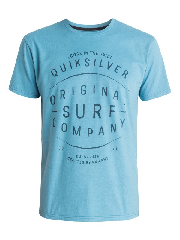 0 Ridgy Didg Modern Fit Tee  AQYZT03442 Quiksilver