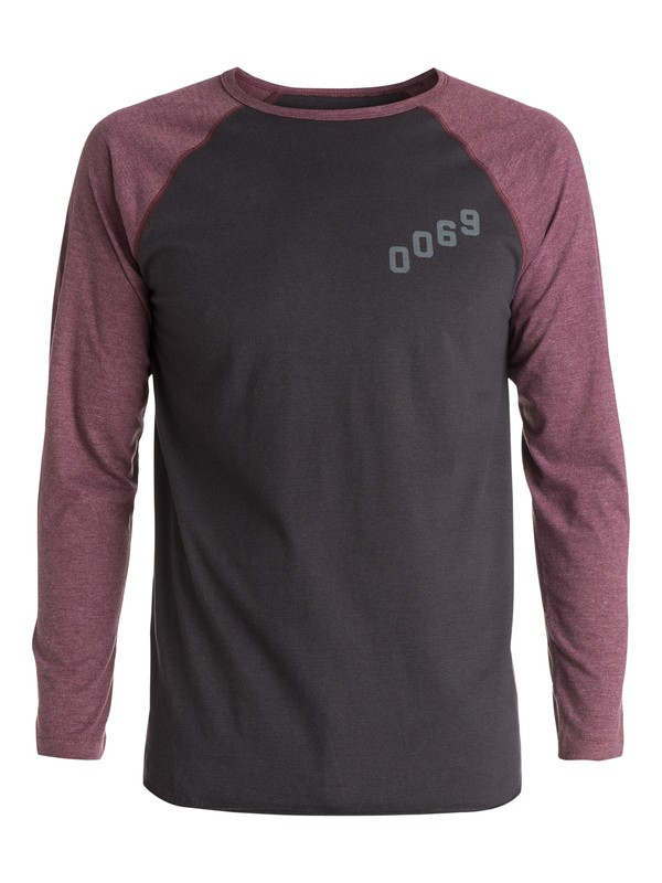 0 Prawn Digits Long Sleeve Tee  AQYZT03448 Quiksilver