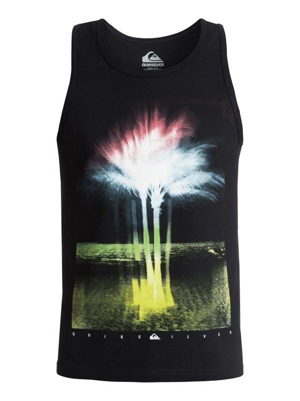 0 Camiseta Sin Mangas X Ray Palm  AQYZT03451 Quiksilver