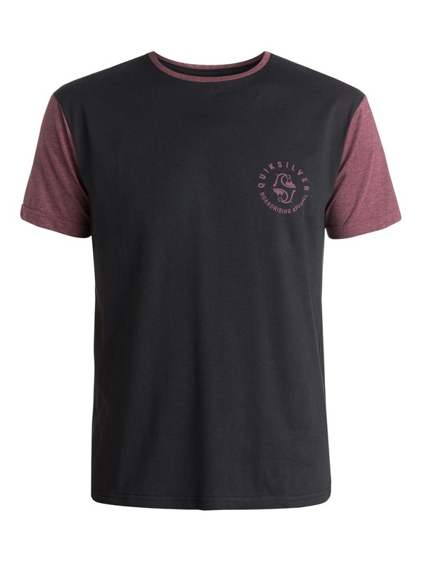 0 Camiseta Principles Office  AQYZT03455 Quiksilver
