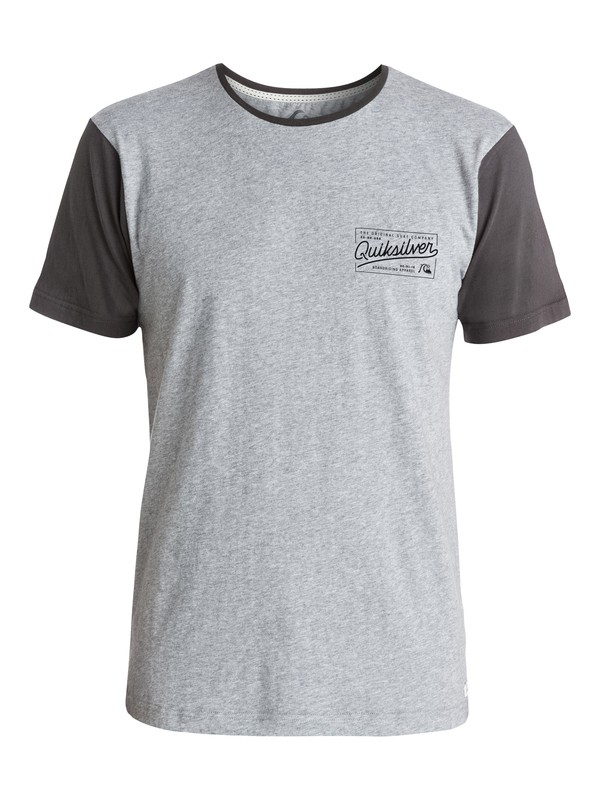 0 Working Class Modern Fit Tee  AQYZT03456 Quiksilver