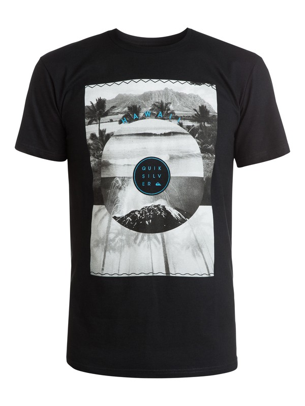 0 Hi Excursion Tee  AQYZT03486 Quiksilver
