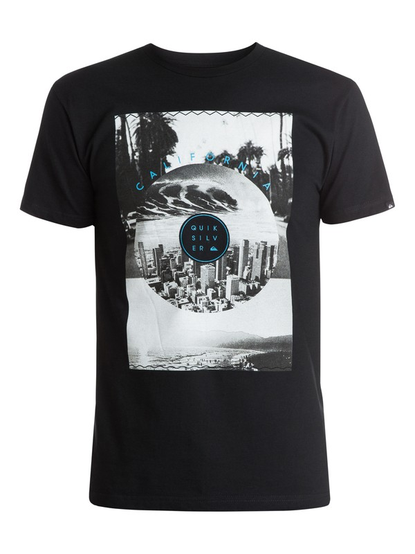 0 CA Excursion Tee  AQYZT03489 Quiksilver