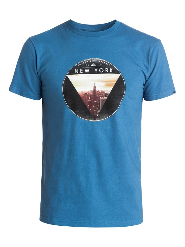 0 I Get Around NY Tee  AQYZT03491 Quiksilver
