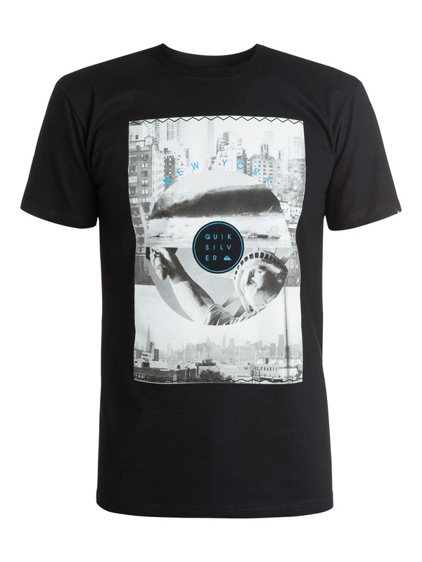 0 Camiseta Ny Excursion  AQYZT03492 Quiksilver
