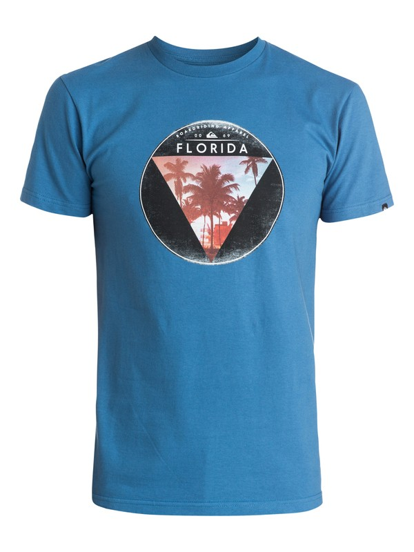 0 Camiseta I Get Around FL  AQYZT03494 Quiksilver