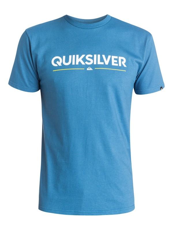 0 Wordmark T-Shirt  AQYZT03669 Quiksilver