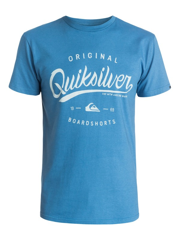 0 Home Run T-Shirt  AQYZT03672 Quiksilver