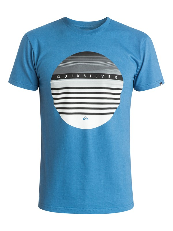 0 Everyday Circle T-Shirt  AQYZT03676 Quiksilver