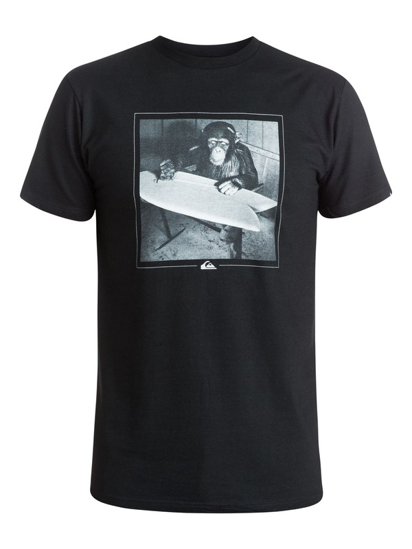 0 Shaping Banana T-Shirt  AQYZT03677 Quiksilver