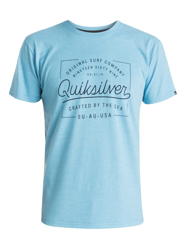 0 Crafted Modern Fit T-Shirt  AQYZT03684 Quiksilver