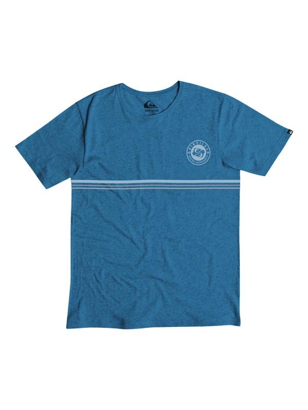 0 Soul Lines Modern Fit  T-Shirt  AQYZT03685 Quiksilver