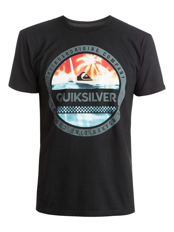 0 Filled In Modern Fit  T-Shirt  AQYZT03687 Quiksilver
