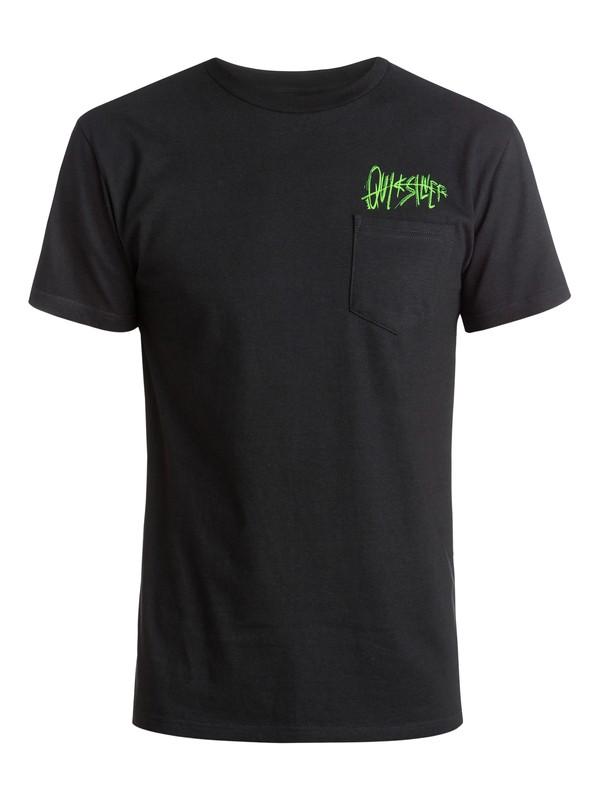 0 Neon Chaos T-Shirt  AQYZT03697 Quiksilver