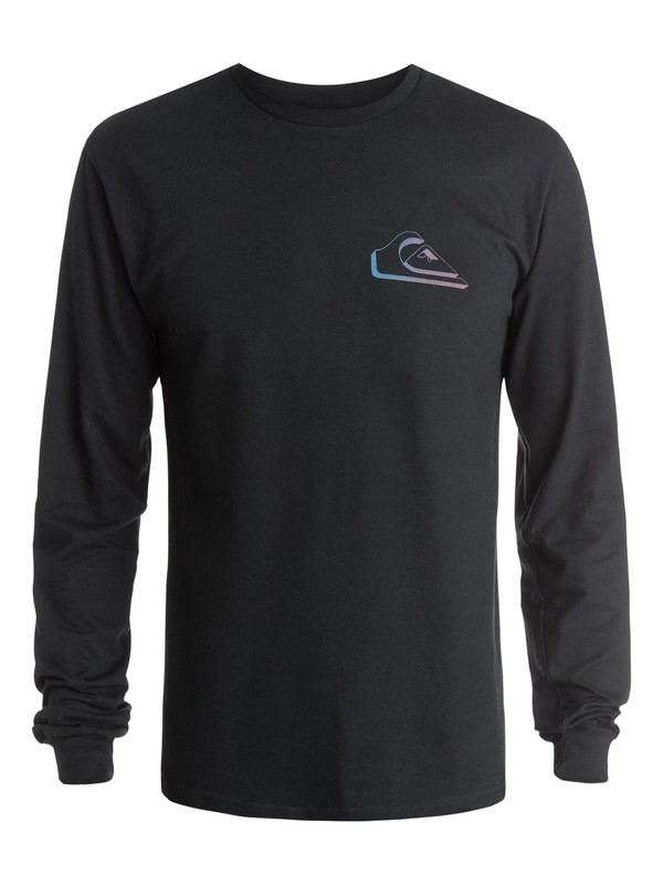 0 3 Dee Long Sleeve T-Shirt  AQYZT03714 Quiksilver